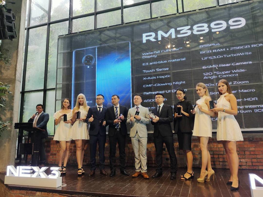 Harga VIVO NEX 3 5G Malaysia