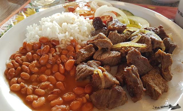 Carne de Sol, Fantasias do Agreste, Pousada e Restaurante, Mangue Seco, Bahia