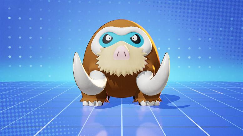 Pokémon Unite - Mamoswine