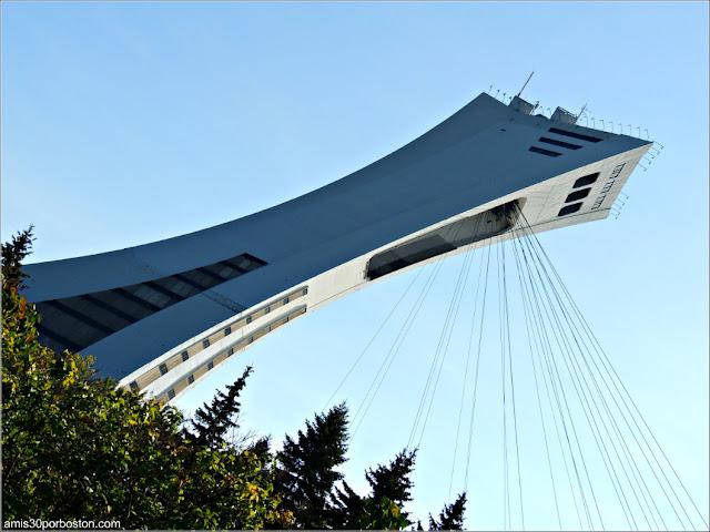 Principales Atracciones Turísticas en Montreal: Torre Olímpica