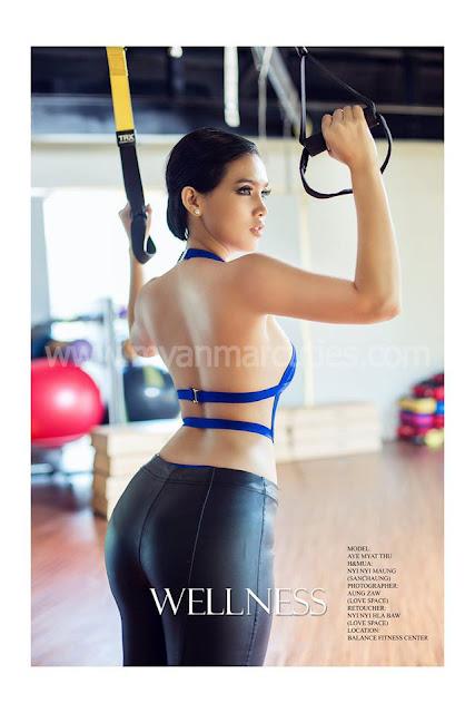Aye Myat Thu Fitness
