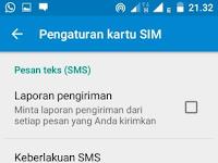 Cara Mengatasi Gagal Kirim SMS (Pesan Gagal Terkirim)