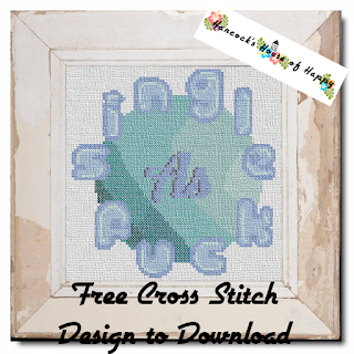 Single as Fuck free anti-valentine cross stitch pattern