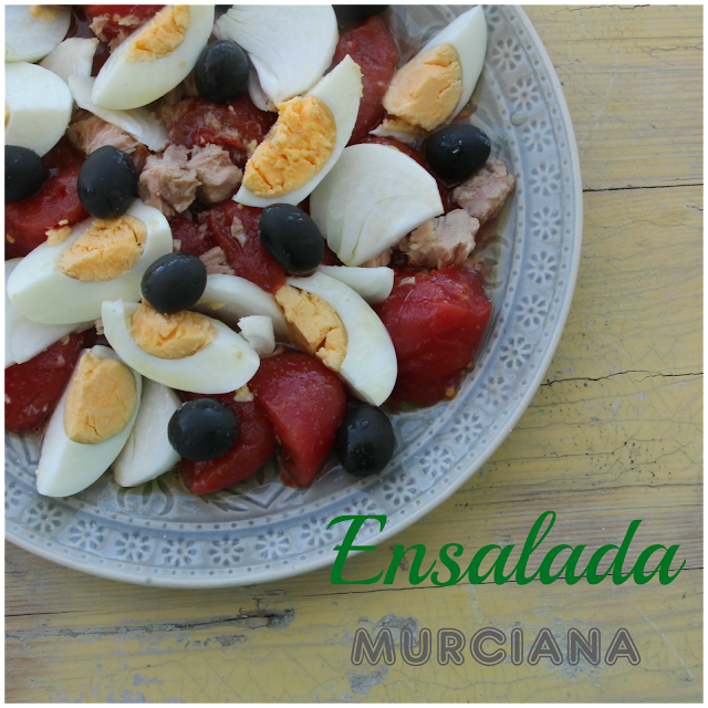 Ensalada Murciana