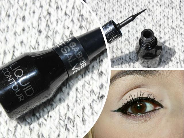 Отзыв: Жидкая подводка для глаз Gabriella Salvete Liquid Eyeliner.