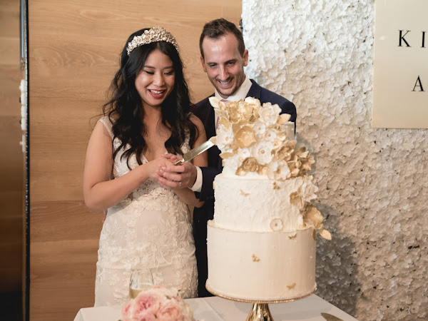 ➳ BESPOKE MELBOURNE WEDDING CAKES + COOKIE FAVOURS | BELLA & PEONY INTERVIEW