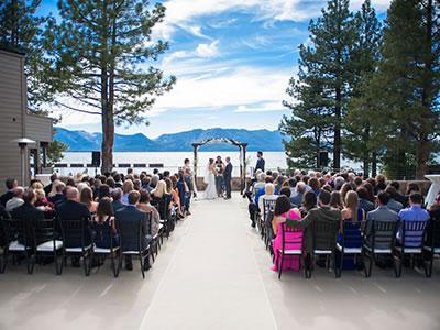 Tahoe Wedding Venues