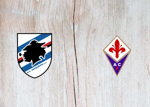 Sampdoria vs Fiorentina -Highlights 16 February 2020