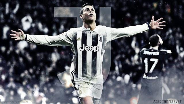 Papel de parede do Cristiano Ronaldo