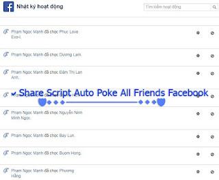 Share Code F12 Chọc Tất Cả Bạn Bè Trong 5s