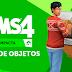 The Sims 4 Vida Compacta Coleção de Objetos