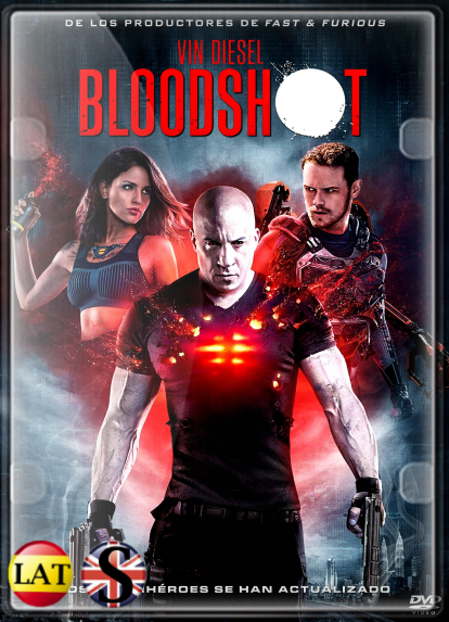 Bloodshot (2020) HD 720P LATINO/INGLES