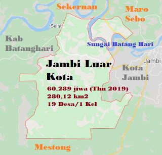 Kecamatan Jambi Luar Kota