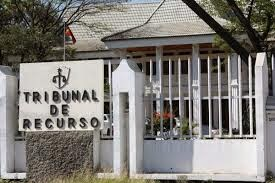 Image of the East Timor Court of Appeal in Dili, East-Timor-Leste