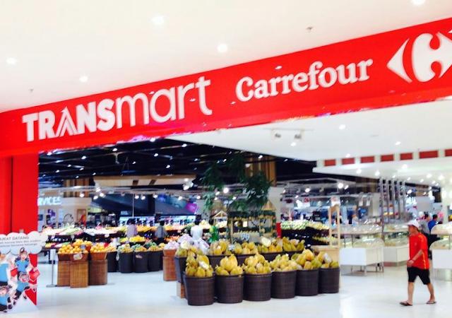 Alamat Transmart Carrefour Cilandak