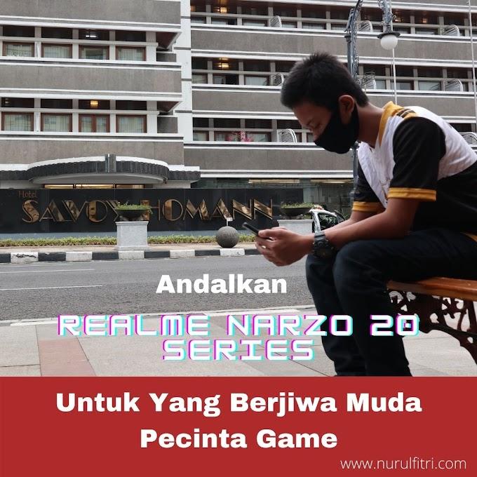 Realme Series Untuk Pecinta Game