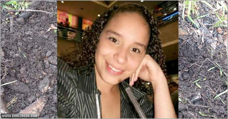 Mujer desaparecida fue encontrada enterrada en el patio de su propia casa en Caracas