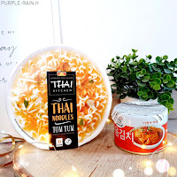Thai Kitchen Blog PurpleRain - Unboxing Degusta Box Août