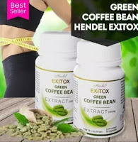 TERMURAH! - GREEN COFEE - GREEN COFFE - GREEN COFFEE - EXITOX - HENDEL - BPOM SEHAT ALAMI