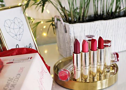 Pure Color Love Estée Lauder, czyli pomadki, które dają gwarancja pięknych ust.