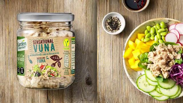 """Nestlé lanza un atún vegano con """"textura escamosa"""""""