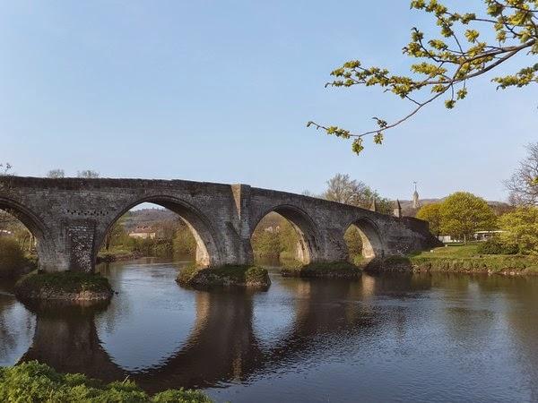 Stirling écosse scotland pont bridge forth