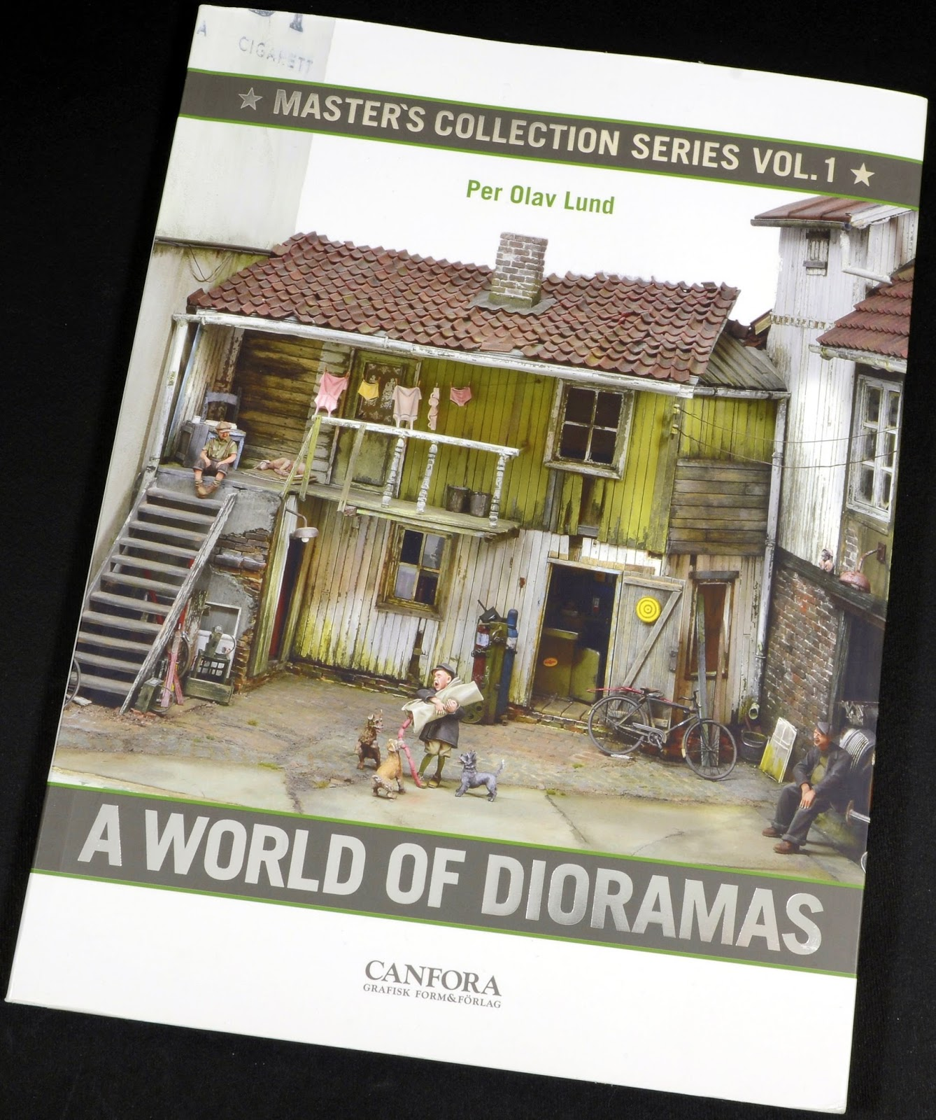 Review: World of Dioramas by Per Olav Lund: Vol I