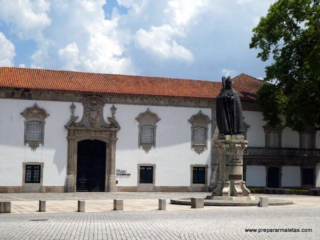 visitar el museo de Lamego en Portugal