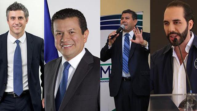 El Diario de Hoy omite foto de Nayib Bukele en anuncio de debate presidencial