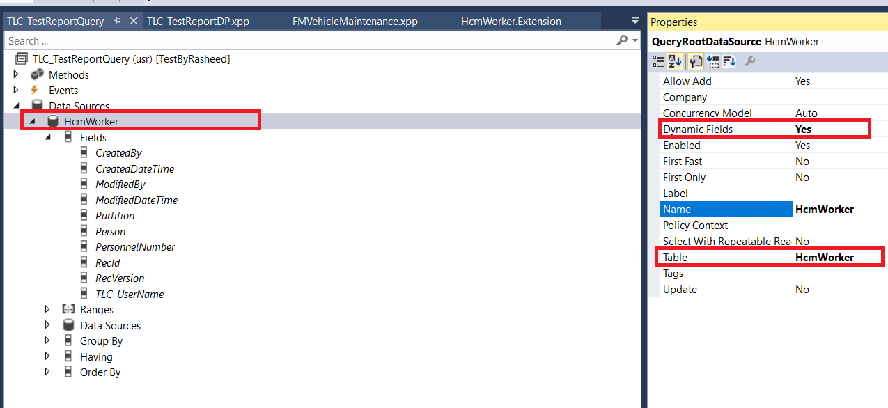 How To Generate Custom Report Using Data Provider Inside MS Dynamics
