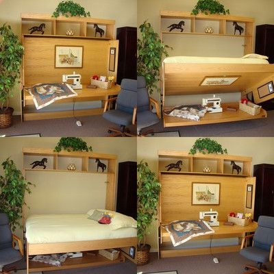 Best Murphy Bed and Desk