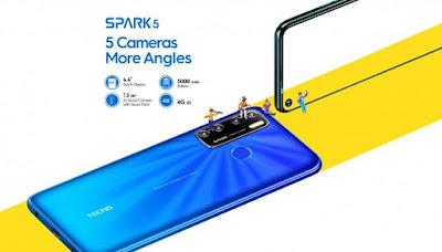 Tecno-Spark-5