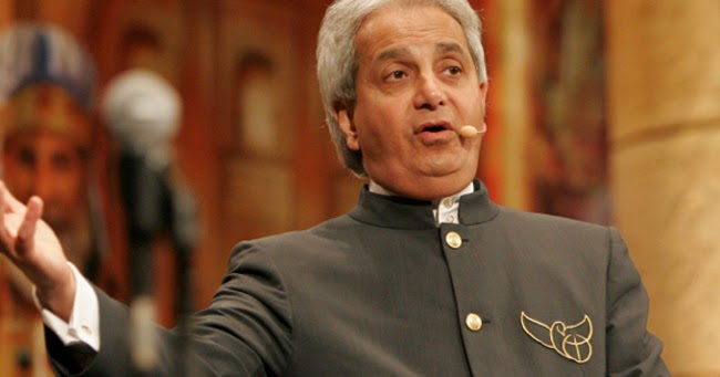 No, Benny Hinn Has Not Repented