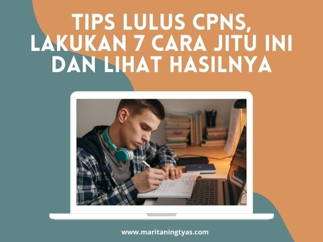 7 tips lulus cpns