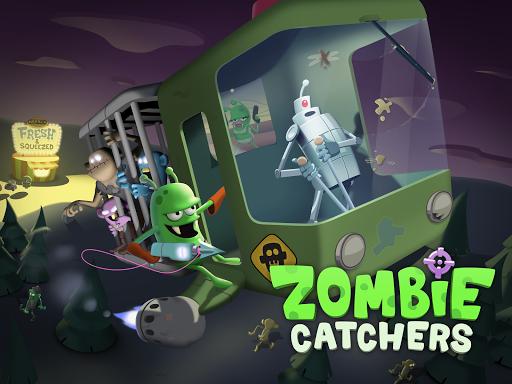 تحميل لعبة Zombie Catchers v1.0.27 مهكرة وكاملة للاندرويد أموال لا تنتهي