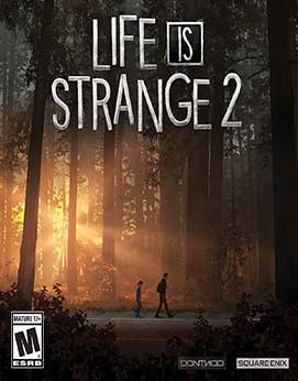 Life is Strange 2 Jogos Torrent Download capa