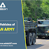 Complete List of Vehicles of Indian Army: Check Here