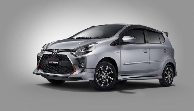 Toyota New Agya 2020, Si Hacthback Irit Lincah yang Semakin Elegan dan Sporty