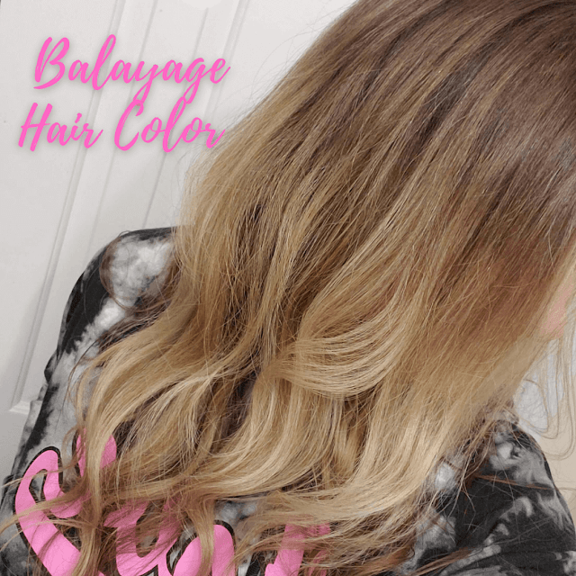 At Home Balayage Hair Color With Barbies Beauty Bits
