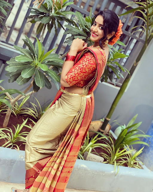 Nakshatra  (Indian Actress) Wiki, Age, Height, Family, Career, Awards, and Many More