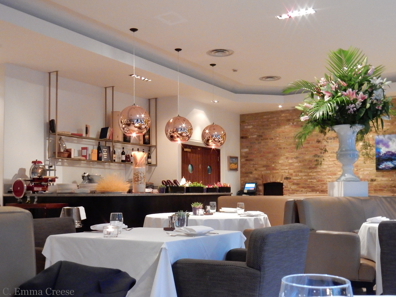 Avista Restaurant Review Mayfair London