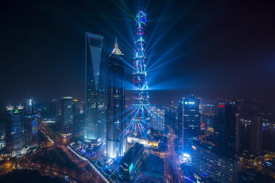 Asiantowers Shanghai Tower