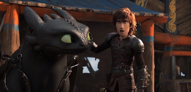 В сети появился трейлер мультика «Как приручить дракона-3: Скрытый мир»