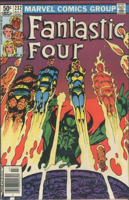 Fantastic Four #232, Diablo