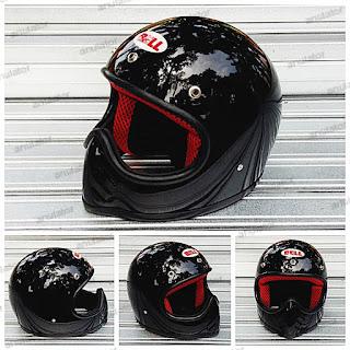 Helm Cakil Replika Moto3 Bell