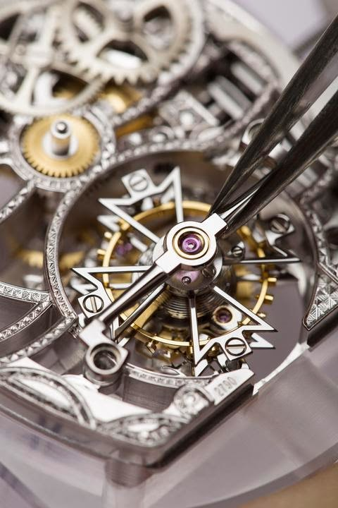 Artesanía en la relojería 20