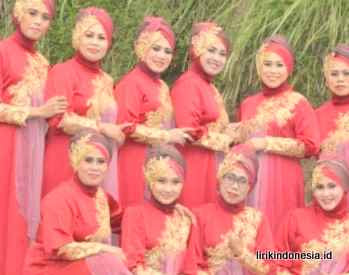 Lirik Marhaban Nasida Ria