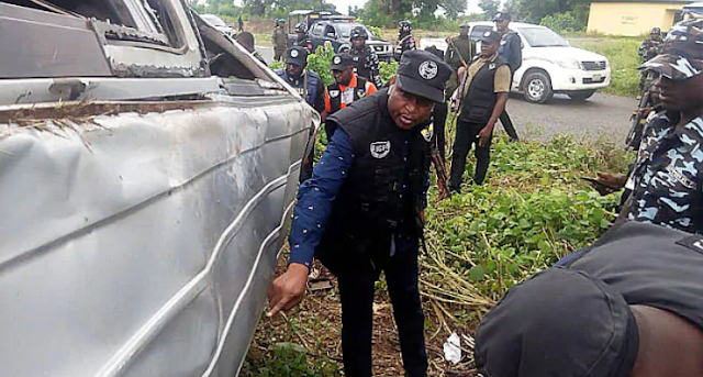 Surviving Police Officer Tells How He narrowly Escaped Death in The Taraba Police Killing