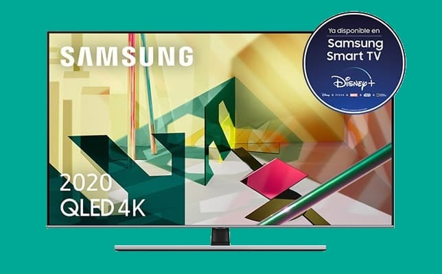 Samsung QE55Q75T: análisis