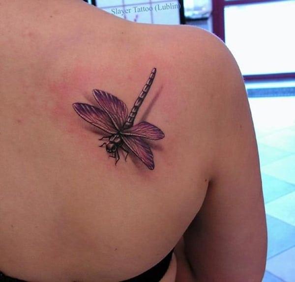 Tatuagens de libélula